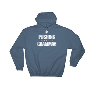 Pushing Grams of Grammar Hoodie