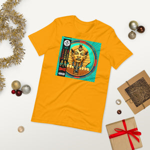 163# Streets of Gold Short-Sleeve Unisex T-Shirt