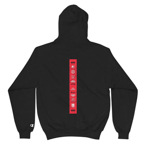 Champion Hoodie (Limited Edition) Random Thoughts of One Mind