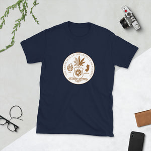 120# Cocareef Seal Short-Sleeve Unisex T-Shirt