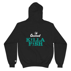 "Champion Hoodie ""Killa Fish"""