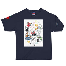 "Champion ""Random Thoughts Of On Mind"" T-Shirt (Limited Edition)"