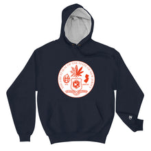 "377#Official ""Seal of Cocareef "" Champion Hoodie"
