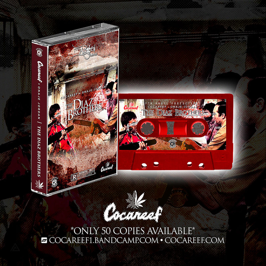 * The Diaz Brothers  Limited Edition CASSETTE