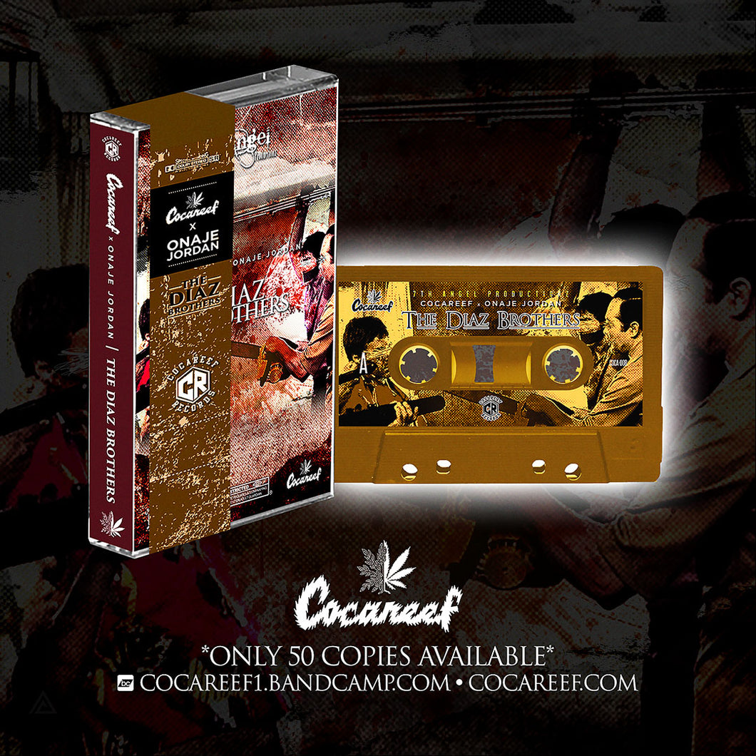* The Diaz Brothers Album (OBI) Mustard Limited Edition CASSETTE