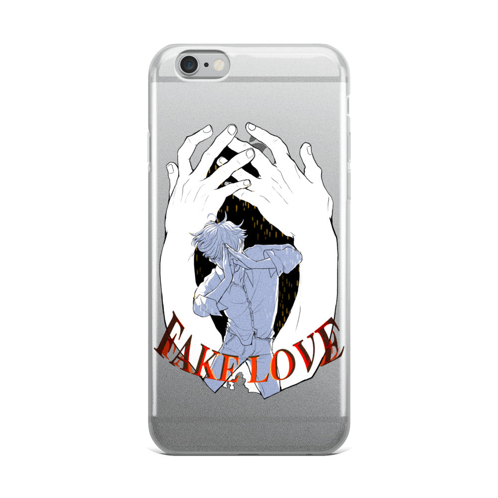 BTS Fake Love iPhone Case