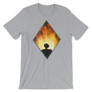 BTS Fake Love Fire Yoongi Unisex T-Shirt