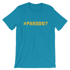 BTS #Pardon? Short-Sleeve Unisex T-Shirt