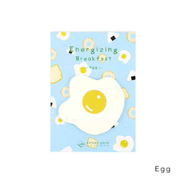 Cute Egg Memo Pad