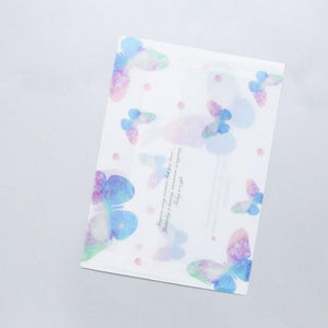 3 pcs/pack Ultrathin Paper Translucent Envelope