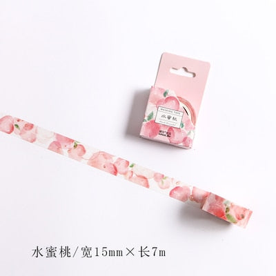 Fruit Washi Tape