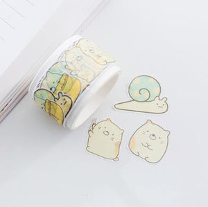 20mm Sumikko Gurashi Sticker Tapes