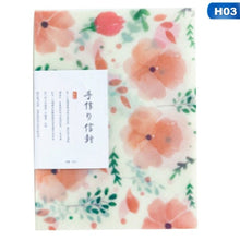 3 Pcs/pack Sakura Translucent Envelope