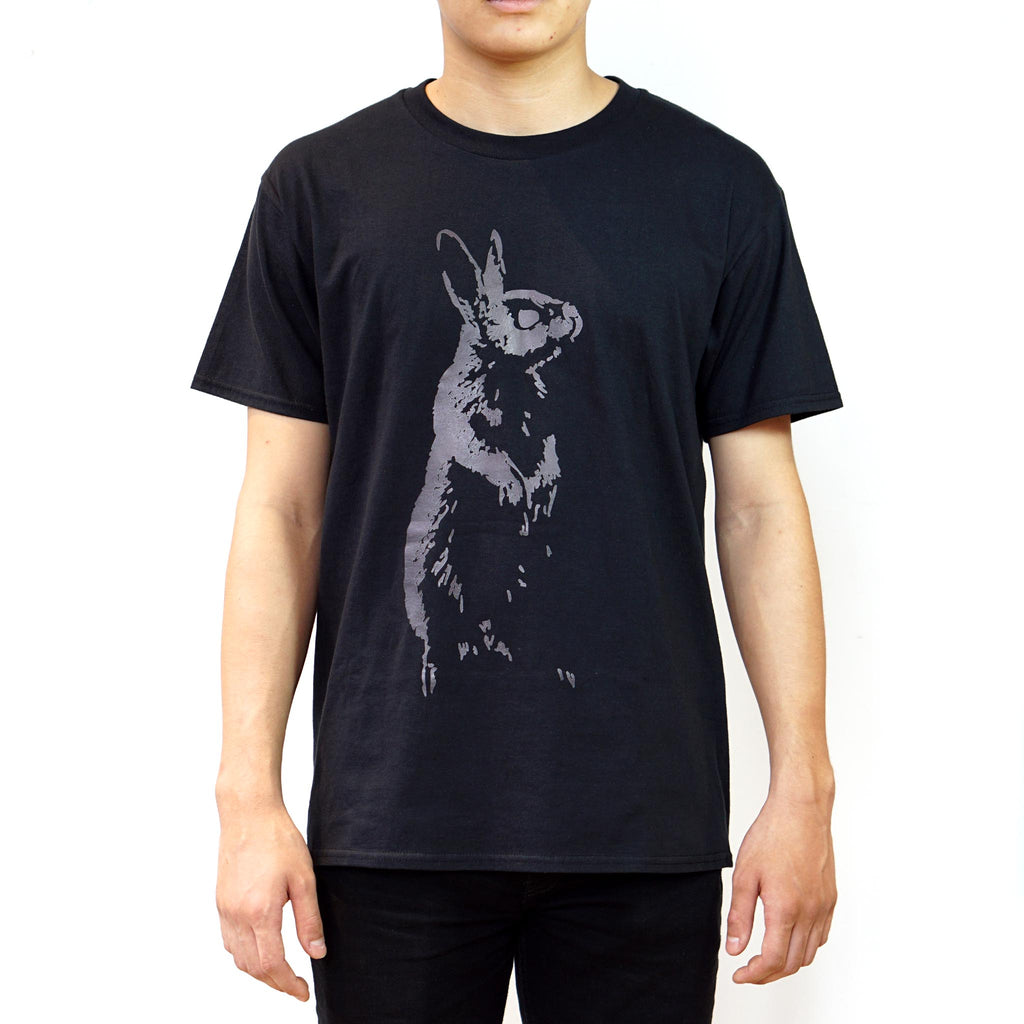 Rabbit Logo Tee