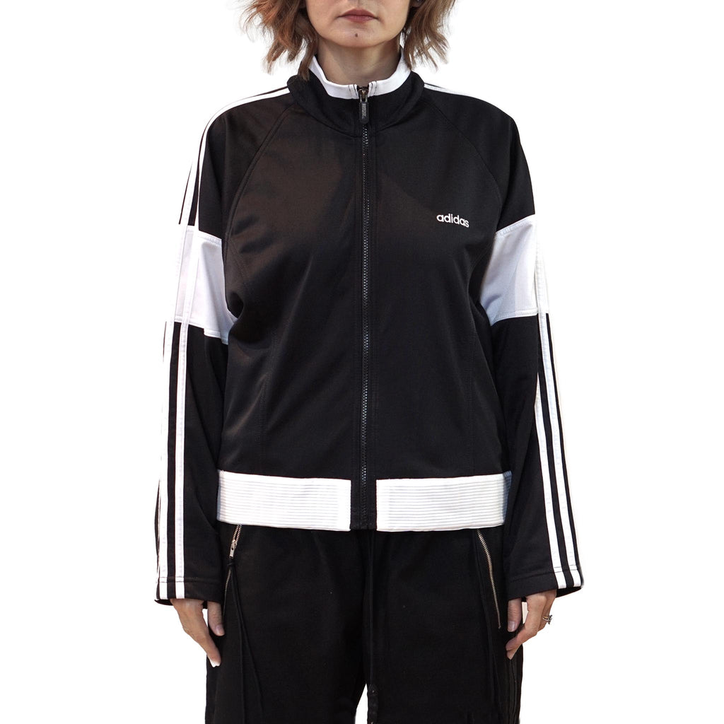 Reworked: Adidas Jacket (Black)