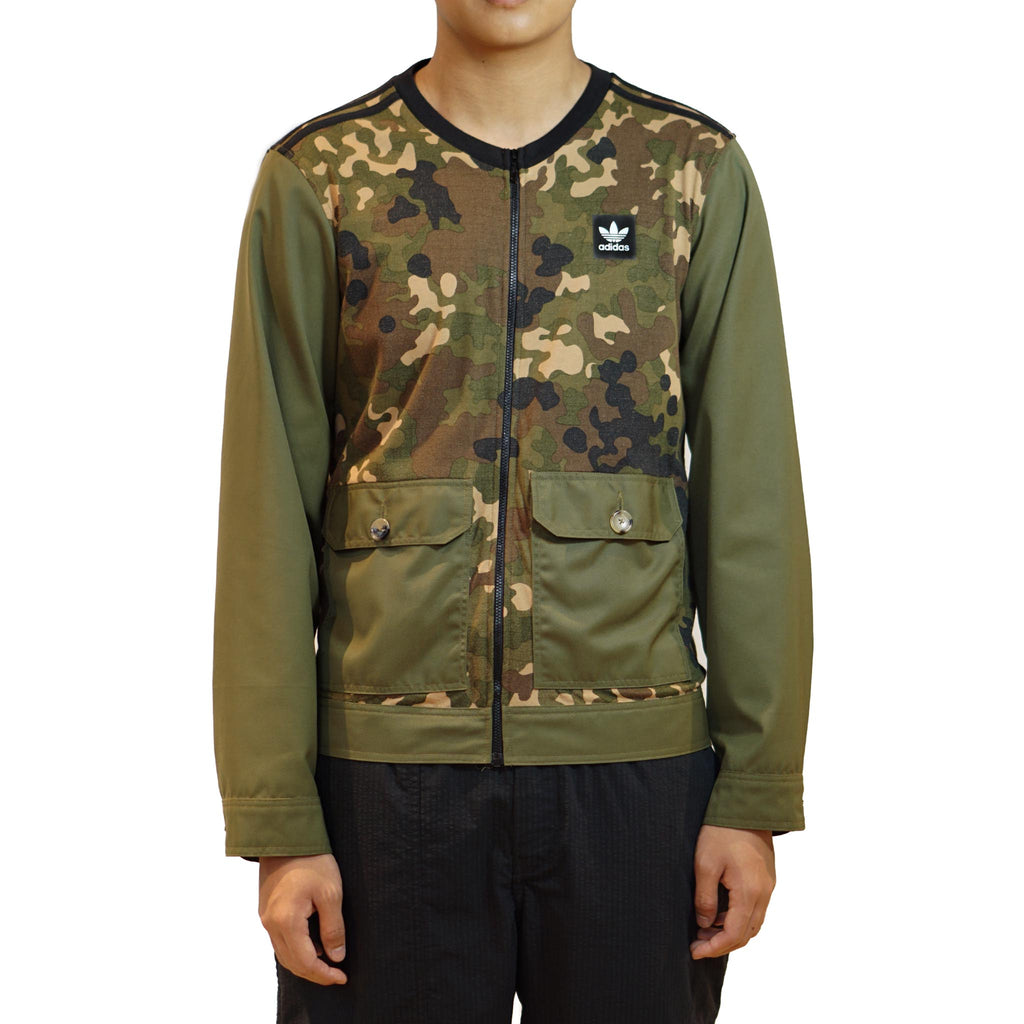 Reworked : Camo Jacket