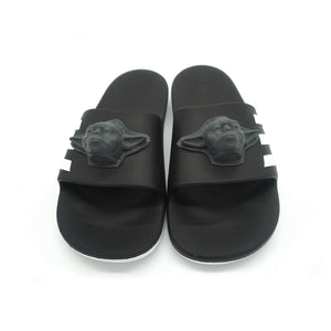 Adidas Pool Slides: REWORKED Yo Bro