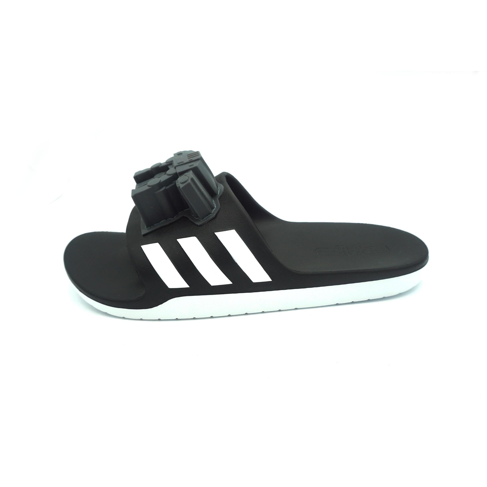 Adidas Pool Slides: REWORKED Where-its-ATAT