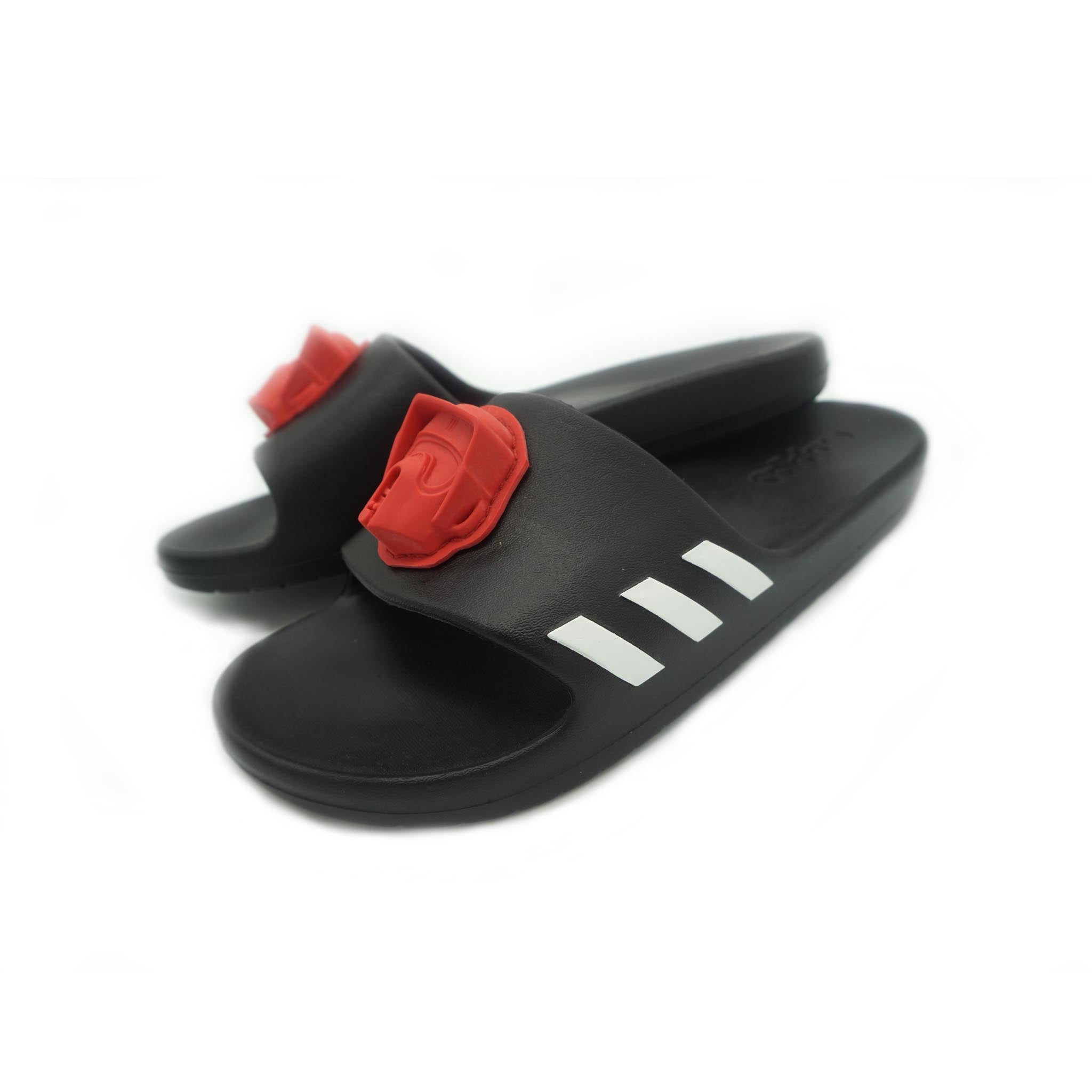 Adidas Pool Slides: REWORKED Rider On The Storm