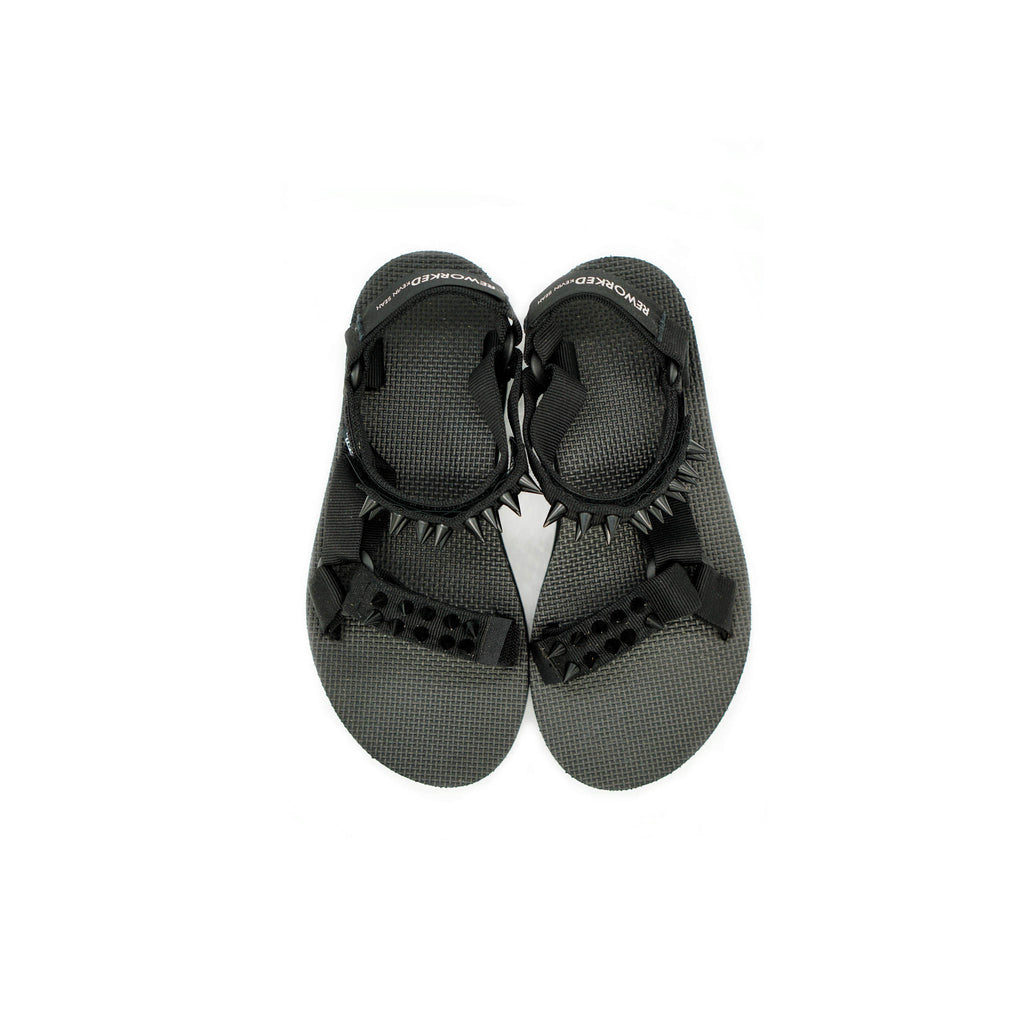 Teva Sandals: REWORKED Vicious Edition