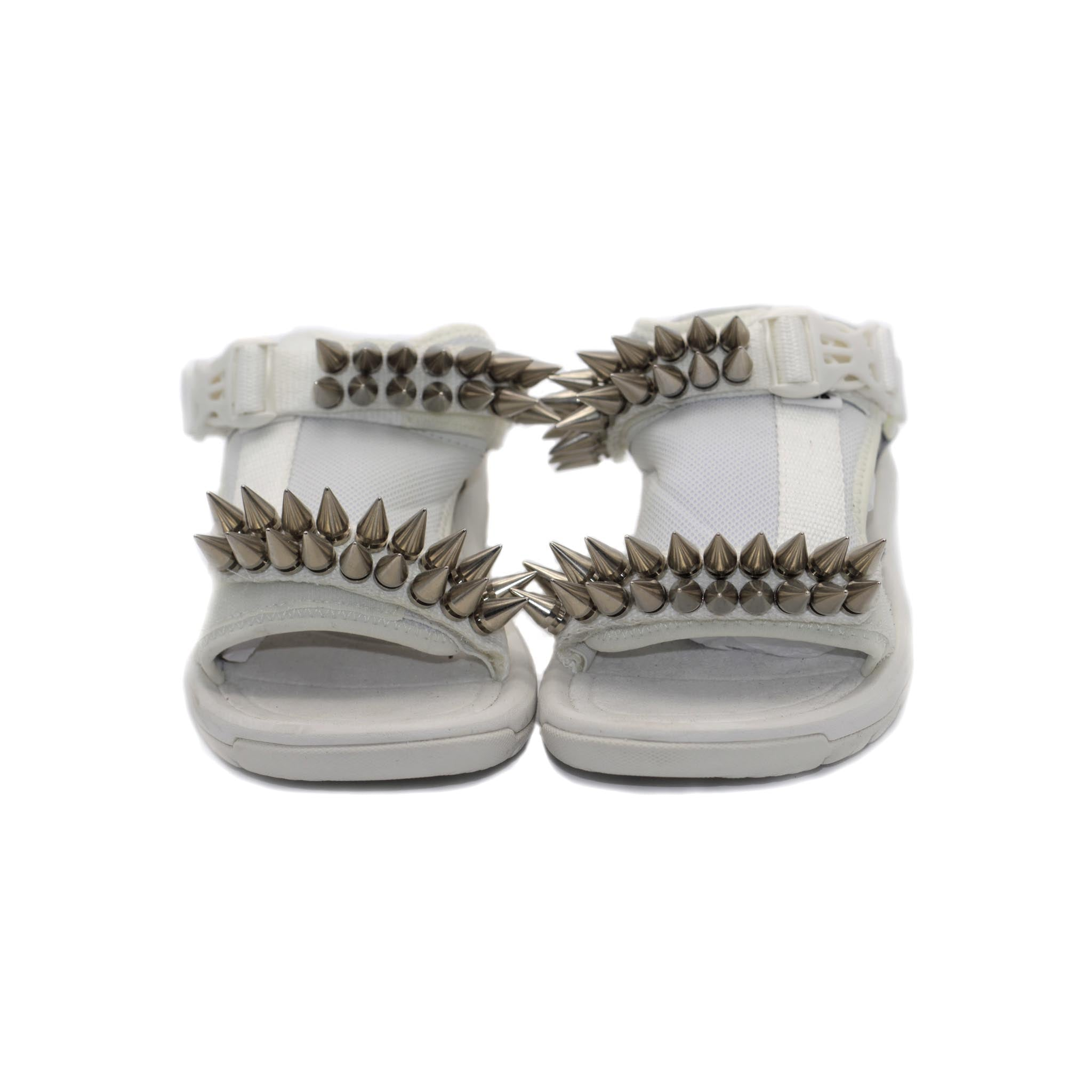 Teva Sandals: REWORKED Vicious Silver Edition