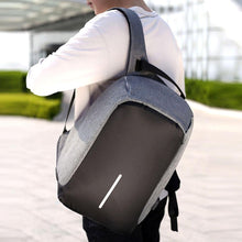 Men Portable Backpack Computer Bag