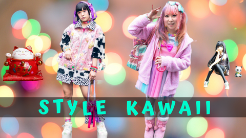 Article Style Kawaii