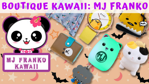 Article Boutique Kawaii