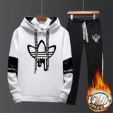 Survêtements de sport bicolore logo Speed - MJ FRANKO