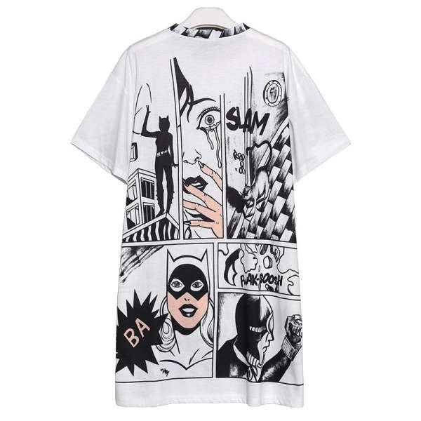 T Shirt Catwoman