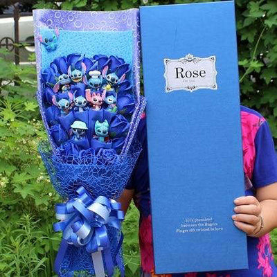 Stitch Bouquet | MJ FRANKO