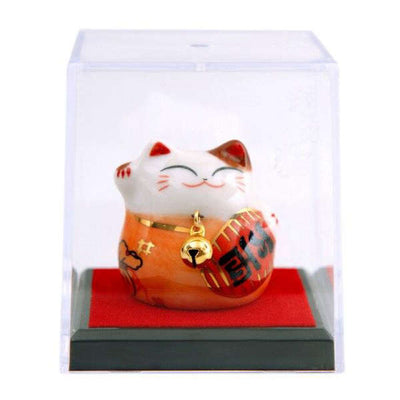 Mini Maneki Neko Tirelire Céramique | MJ FRANKO