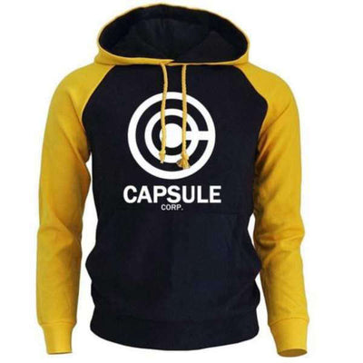 Sweat Capsule Corp Dragon Ball Z | MJ FRANKO