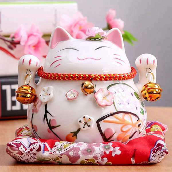 Maneki Neko Tirelire