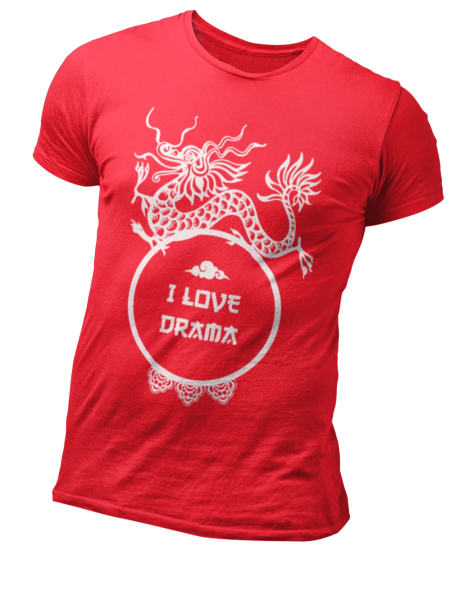 T Shirt Love Drama | MJ FRANKO