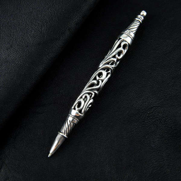 Stylo Argent