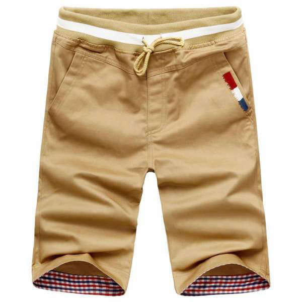 Short Coton Homme Court