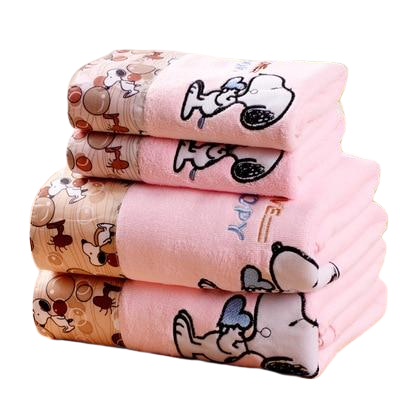 Serviette Snoopy