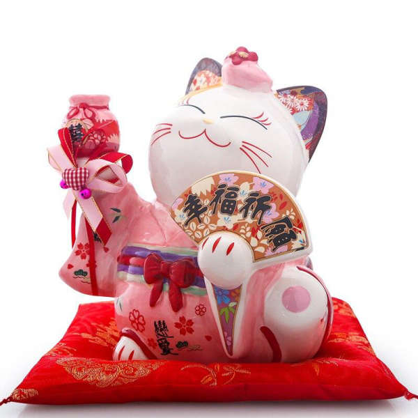Maneki Neko Chat Japonais