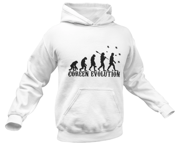 Sweat Coréen Evolution