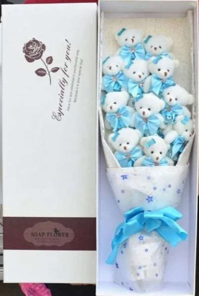 Bouquet de Peluches