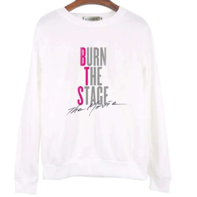 Pull kpop <br> Burn The Stage | MJ FRANKO