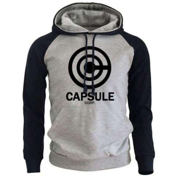 Sweat Capsule Corp Dragon Ball Z
