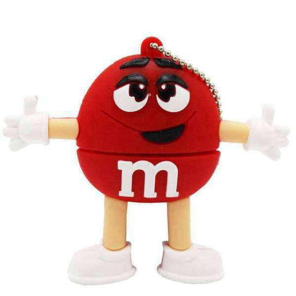 Clé Usb m&m's | MJ FRANKO