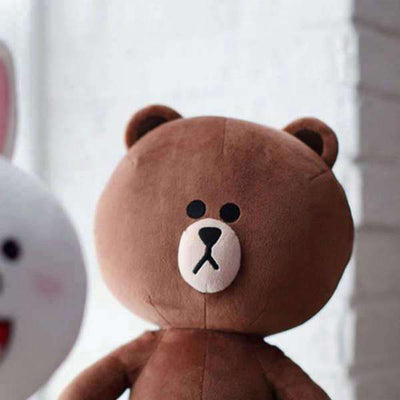 Peluche Ours et Lapin | MJ FRANKO