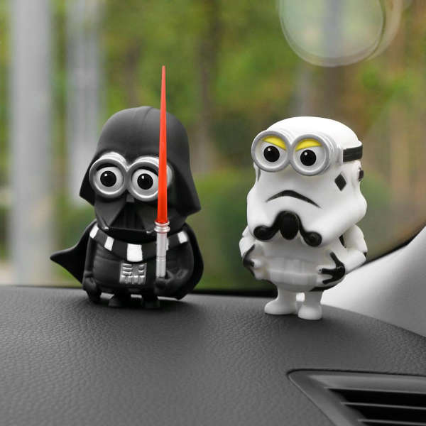Figurine Star Wars Voiture | MJ FRANKO