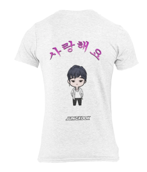 Bts T Shirt Design