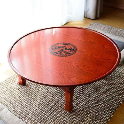 Table Basse Pliante Coréen | MJ FRANKO
