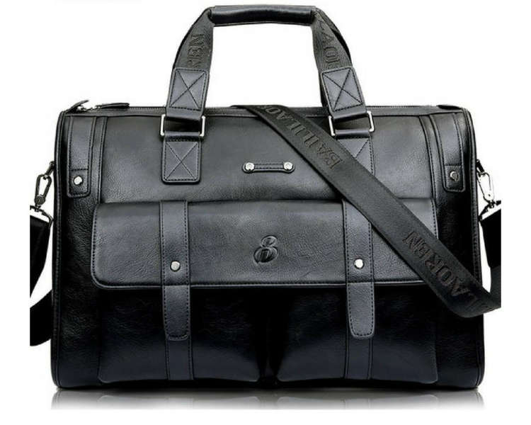 Sac Porte Document Homme