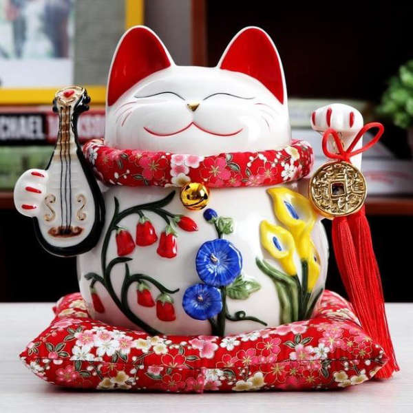 Maneki Neko Large | MJ FRANKO